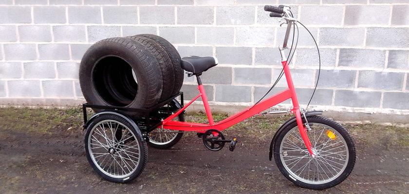 велосипед для грузоперевозок
