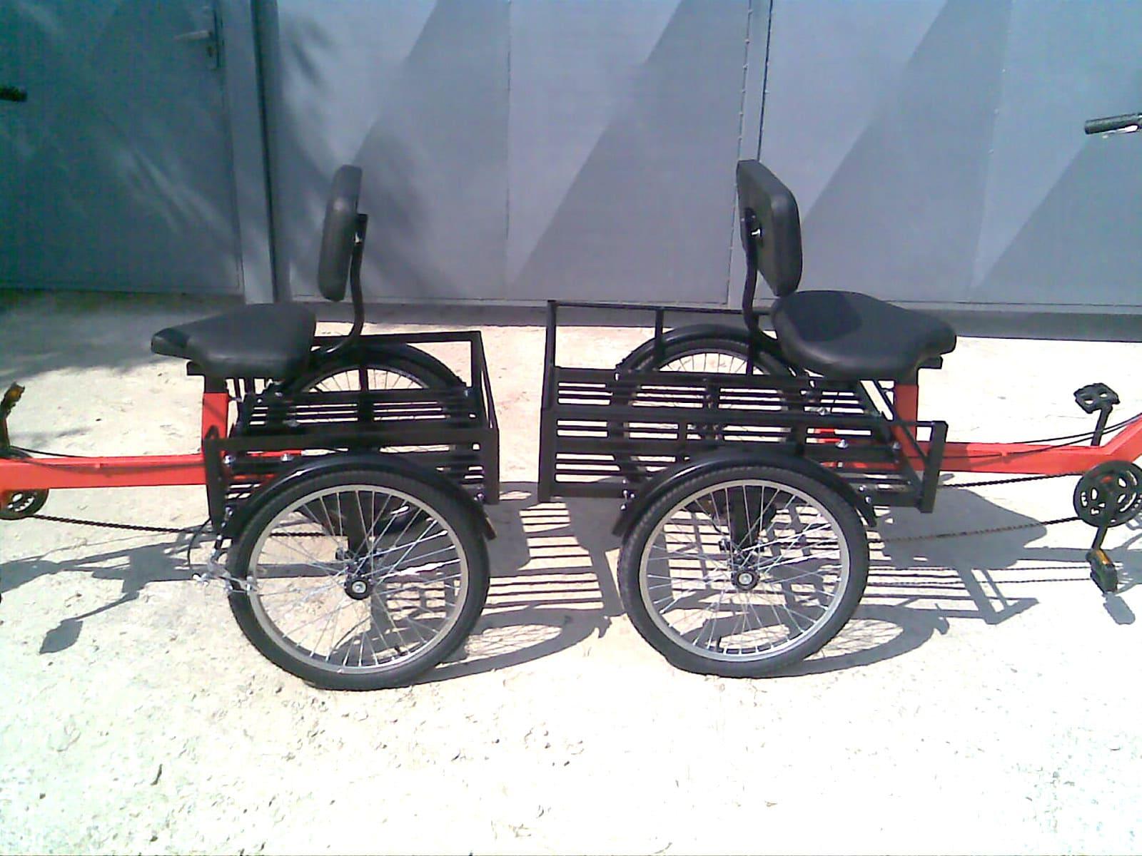 багажник грузовых велосипедов
