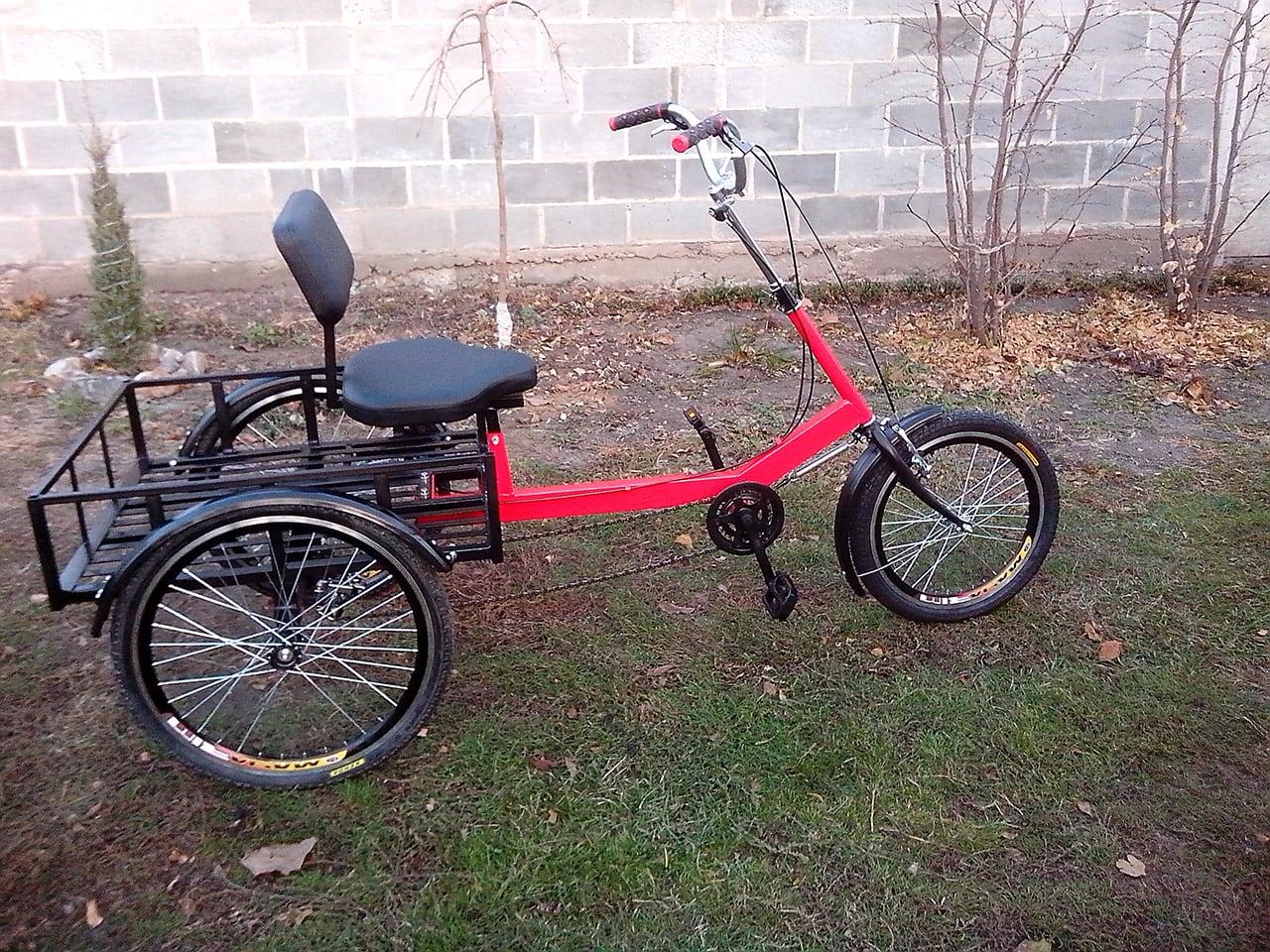 трицикл в украине