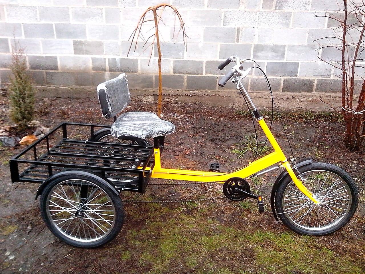 где купить трехколесный велосипед