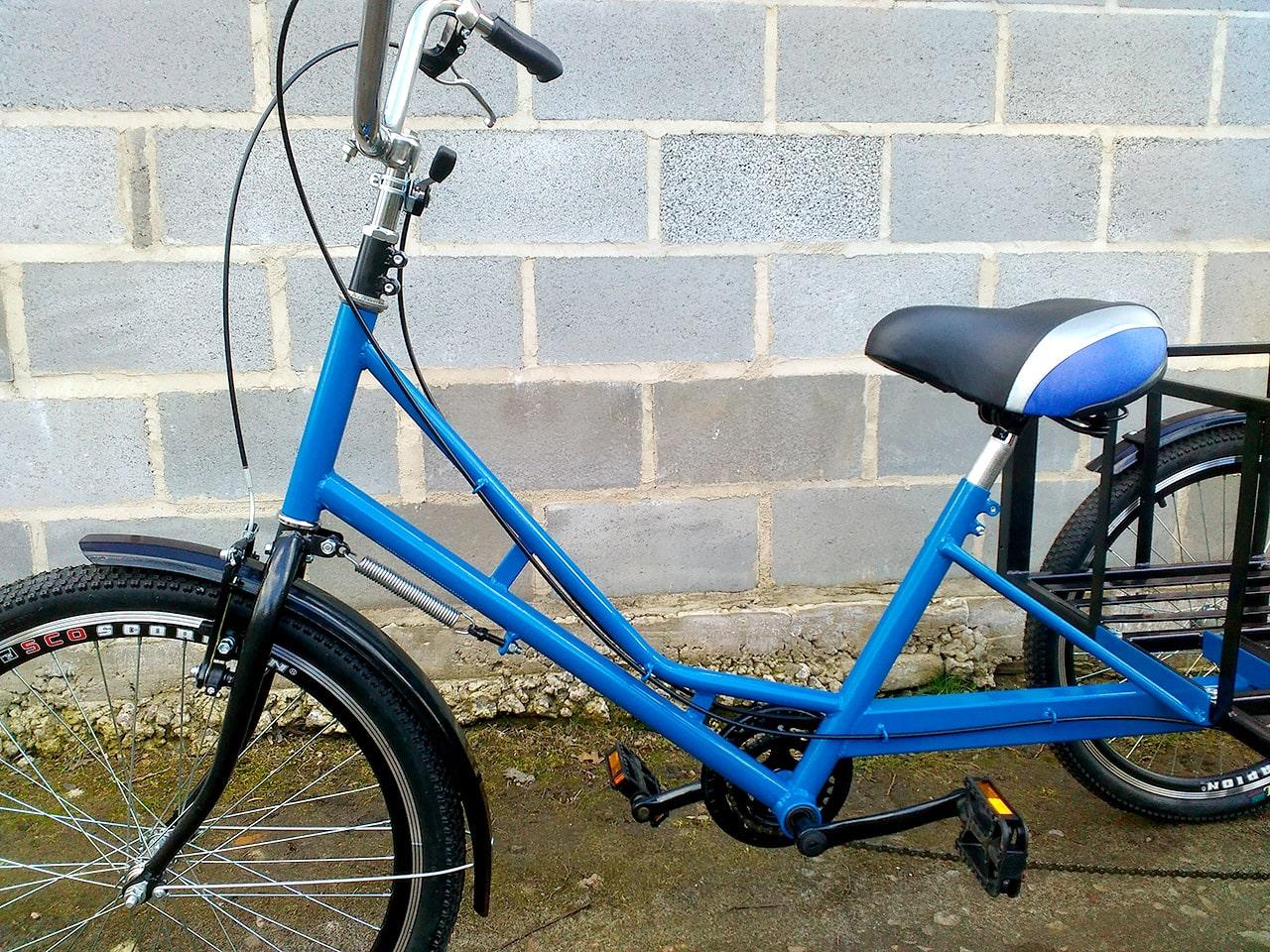 Рама трехколесного велосипеда