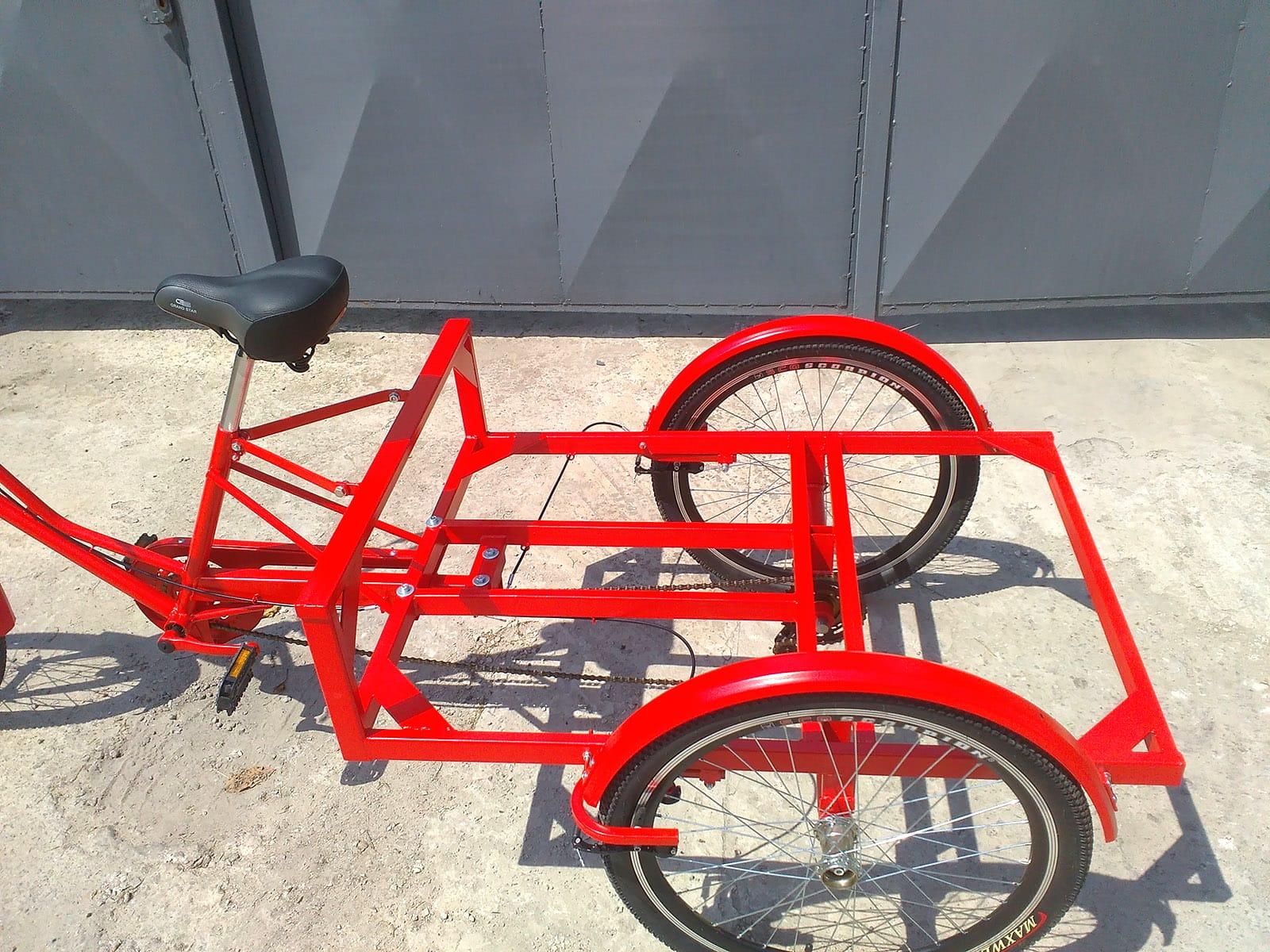 велосипед для велорекламы в киеве