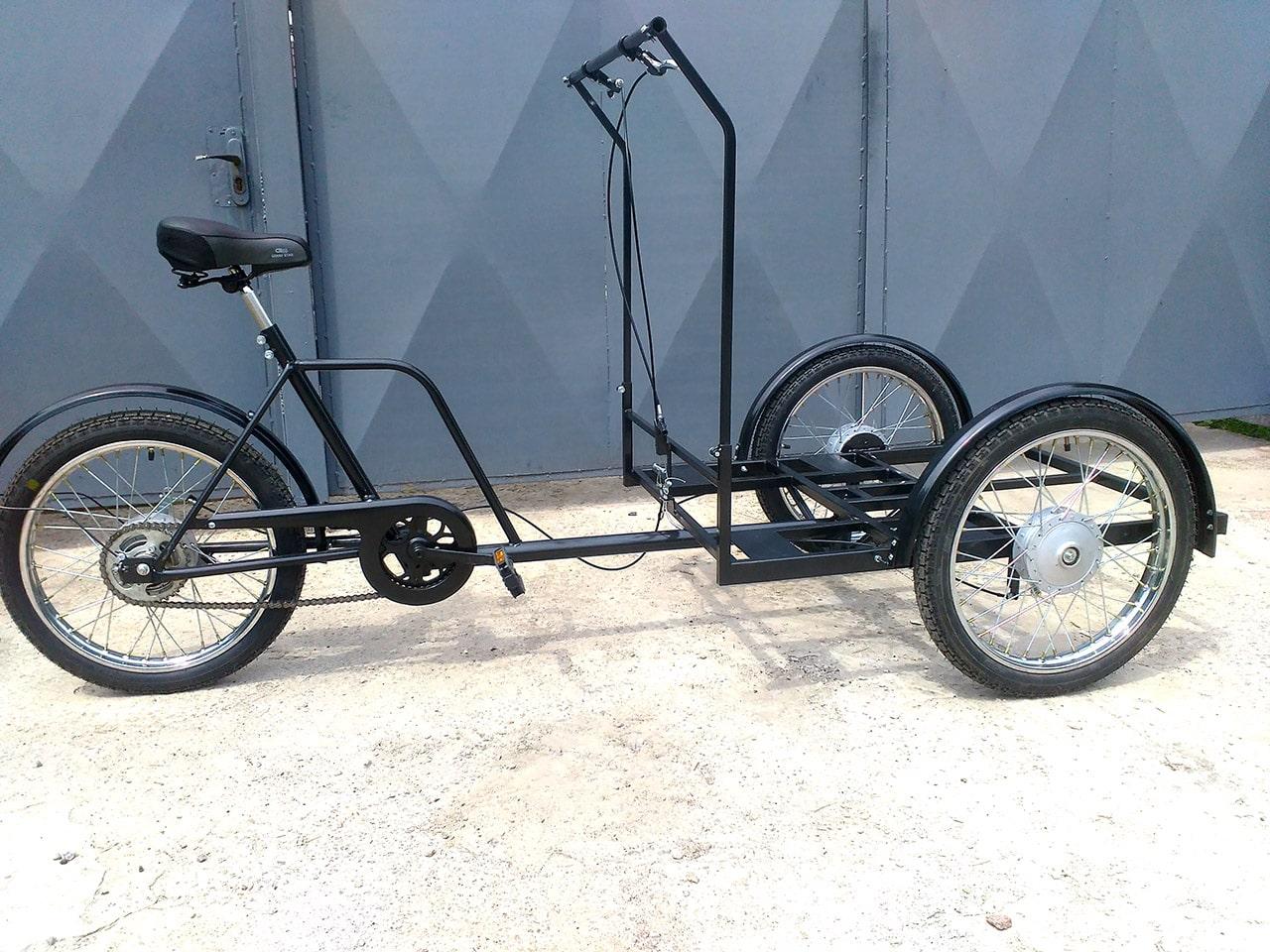 велосипед от ФЛП рымар