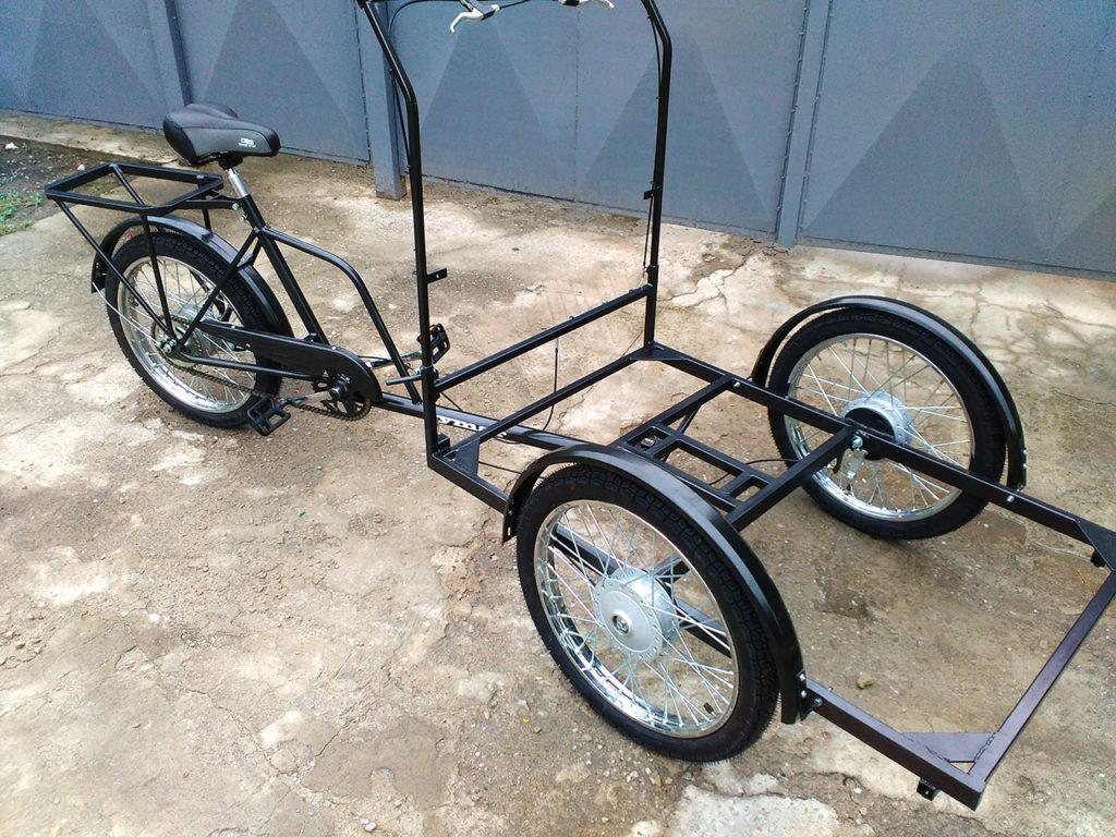 велосипед под заказ