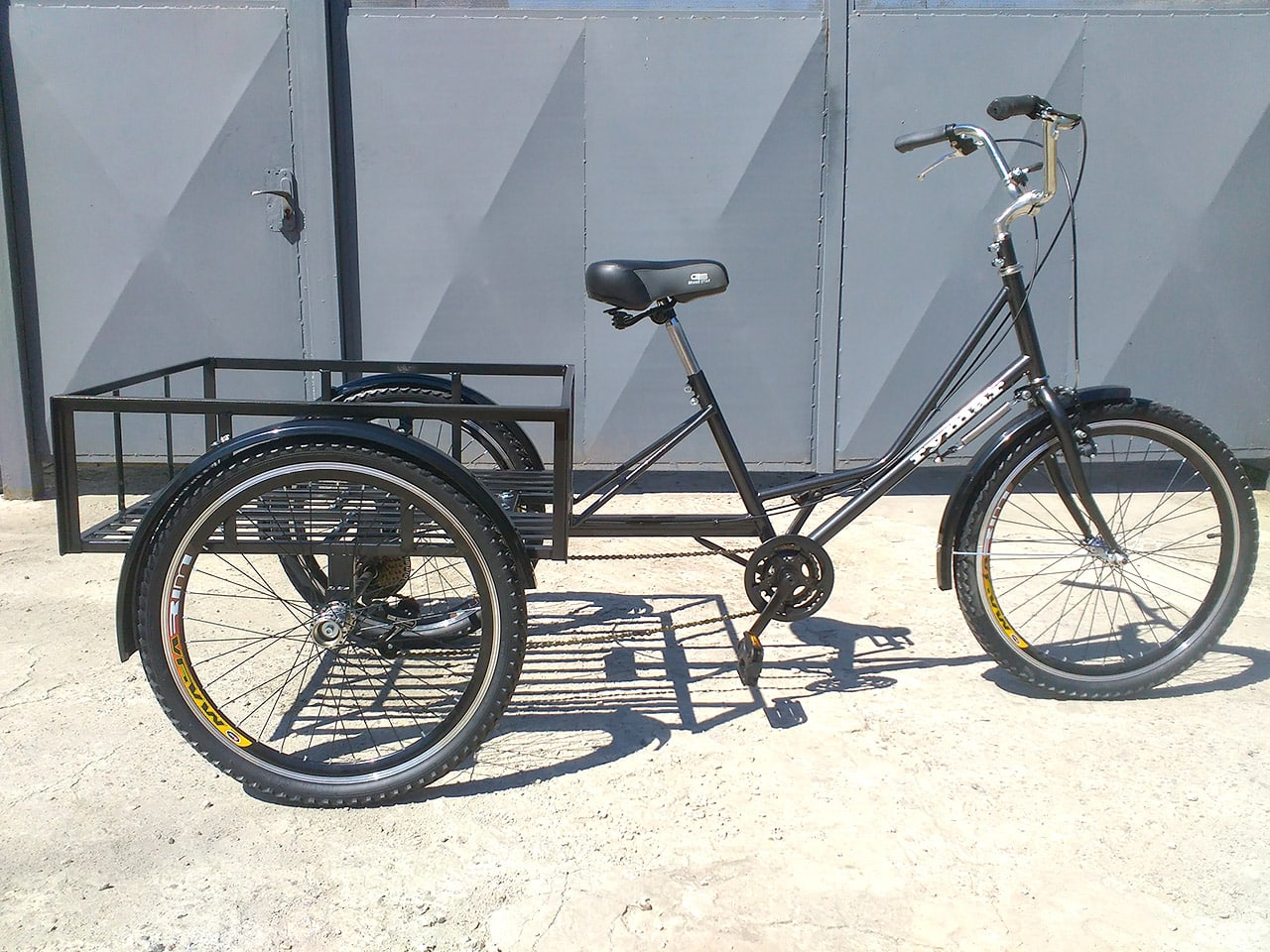 Грузовой велосипед Киев