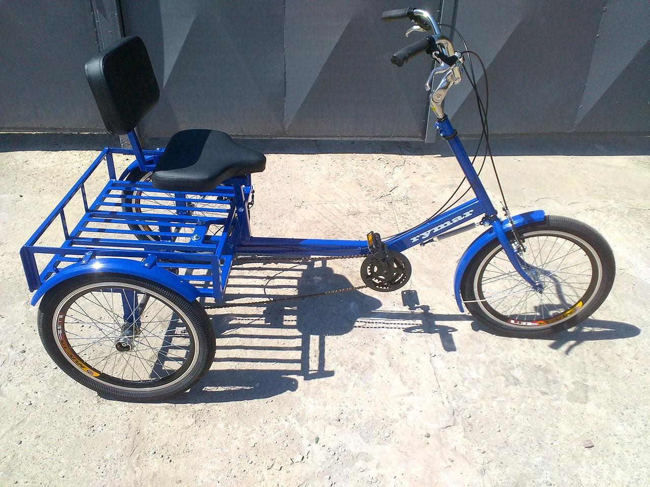 купить трехколесный велосипед для взрослых