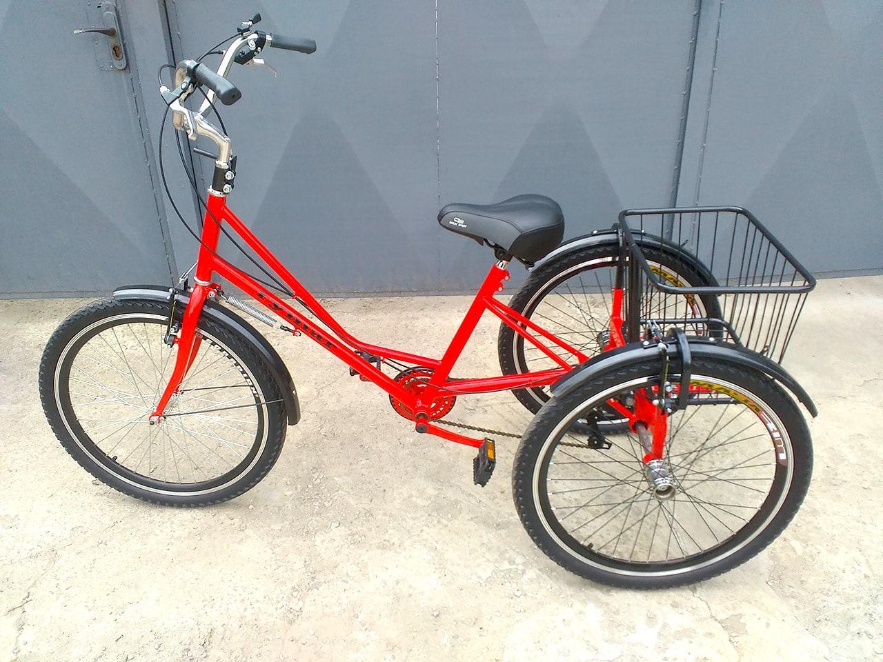 Грузовой велосипед Rymar