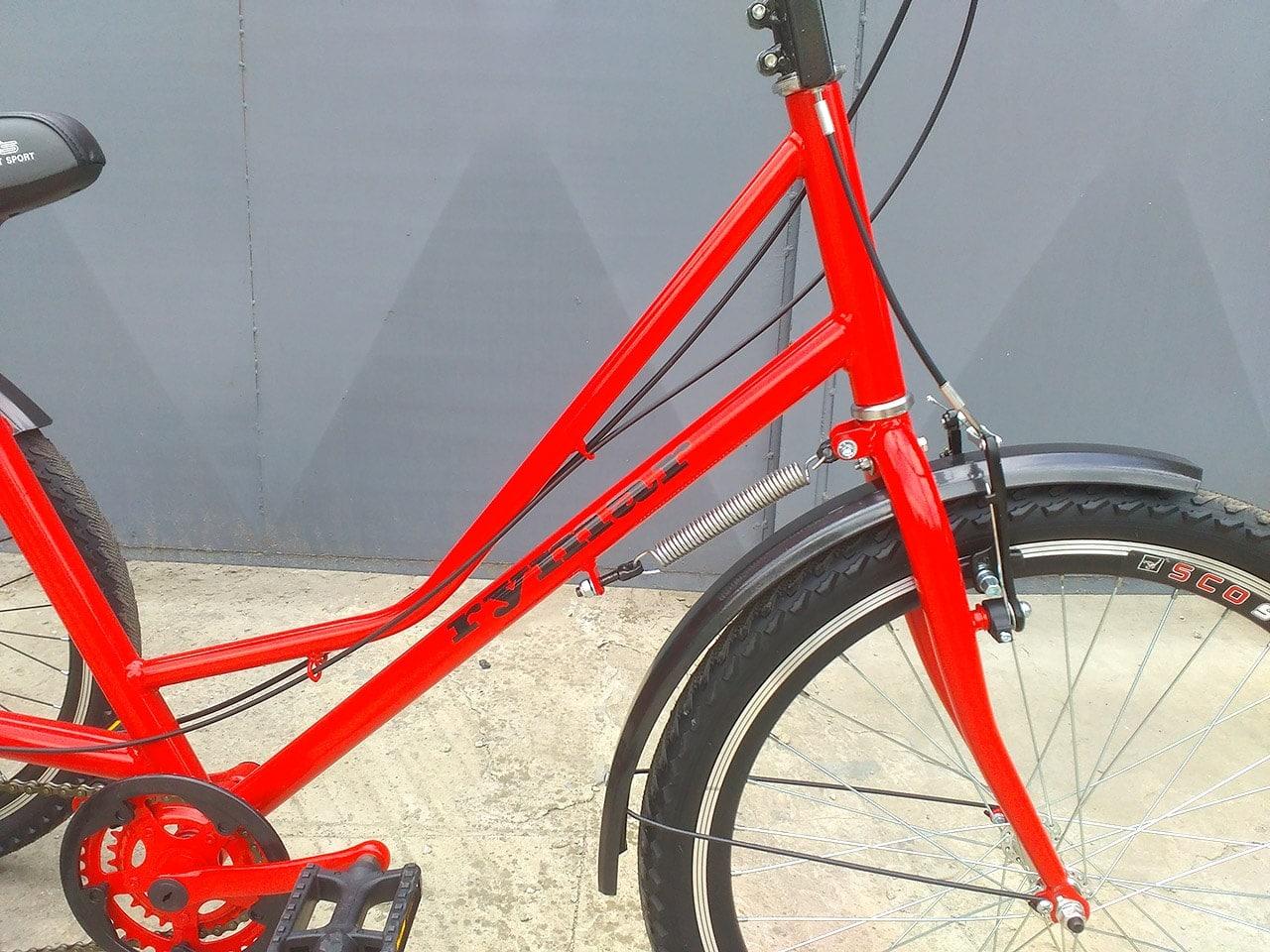 стабилизация руля на велосипеде