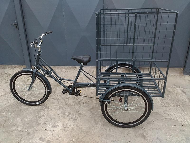 Грузовой велосипед фото