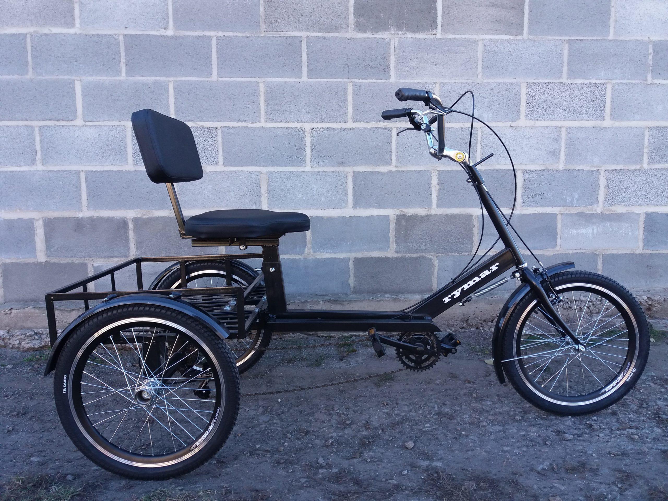 Велосипед для пенсионера