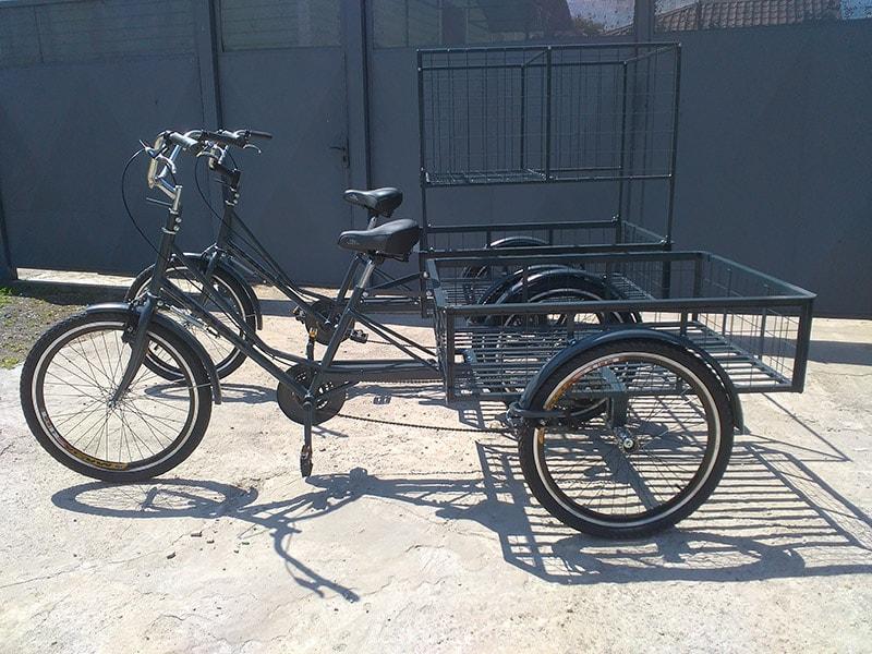 вантажний велосипед