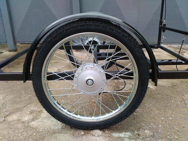 колесо для скутера мотороллера