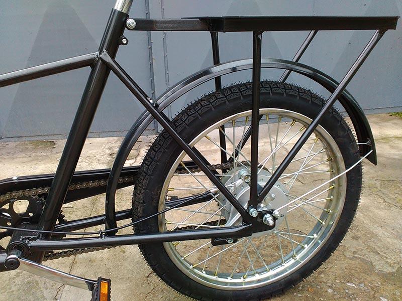 колесо от мотороллера муравей