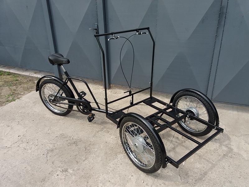 велосипед 300 кг грузоподъемность