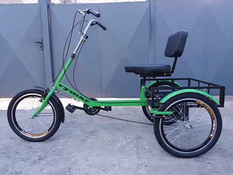 велосипед для людей с большим весом