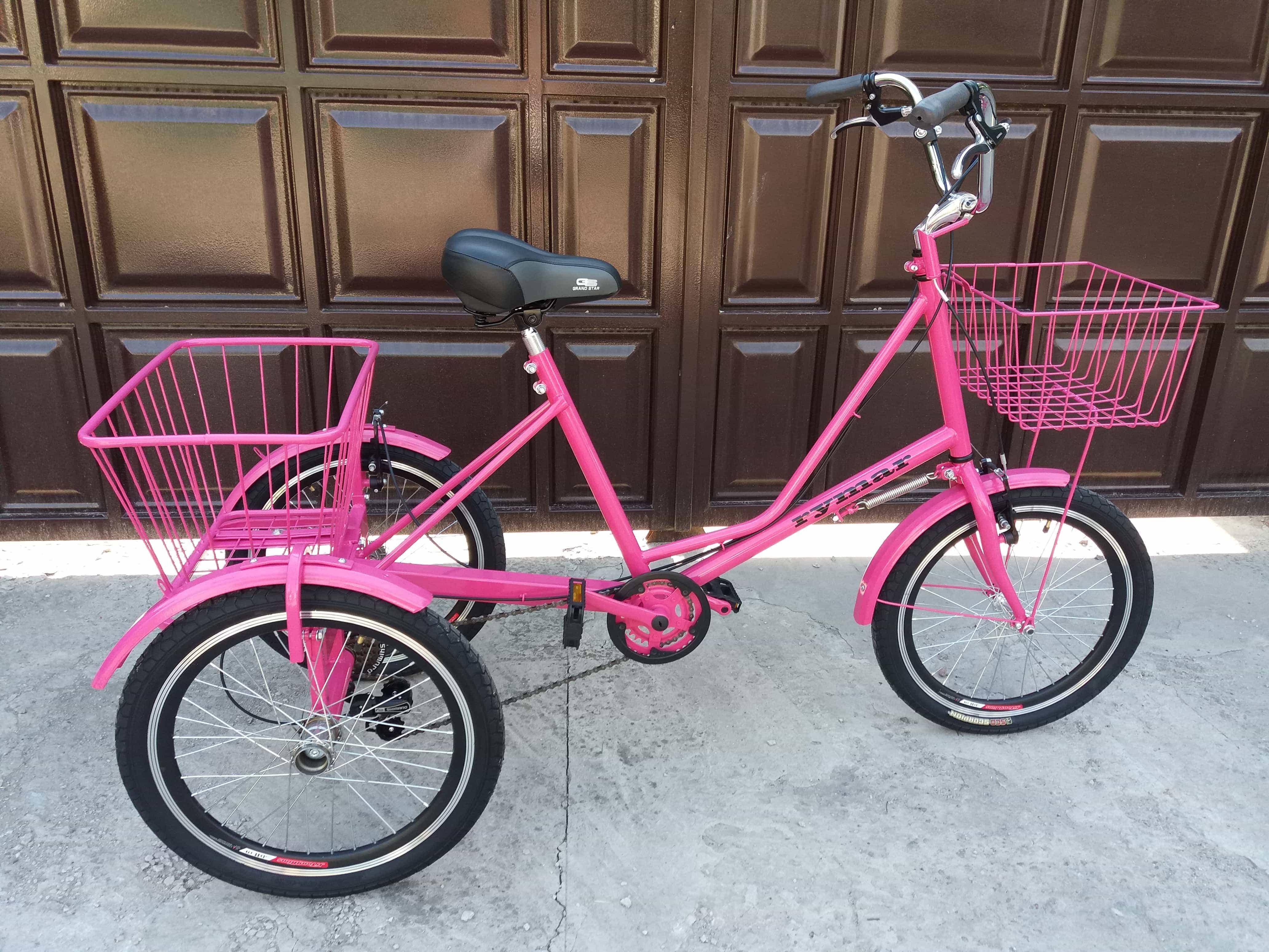 дамский велосипед