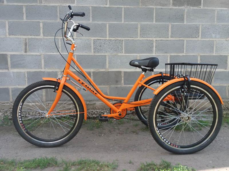 городской велосипед раскладной