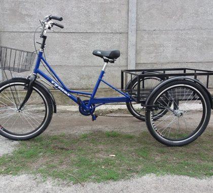 женский велосипед трехколесный