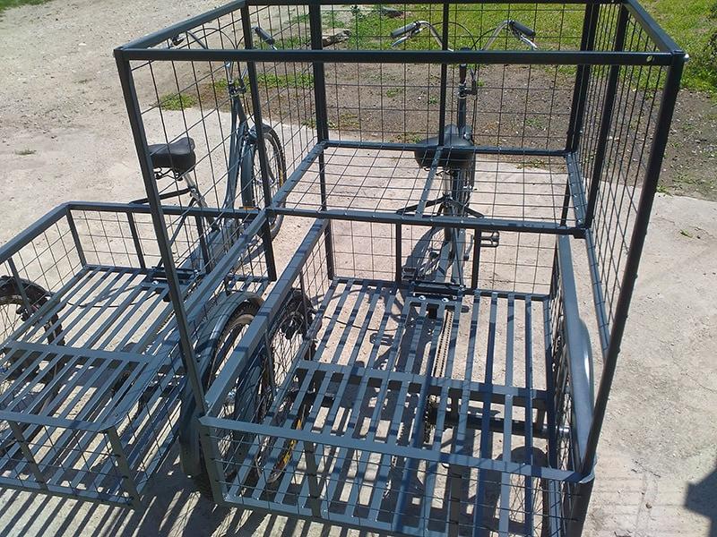 трьохколісні велосипеди для дорослих