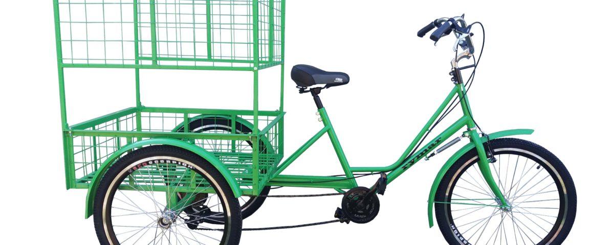 грузовой велосипед 3колеса