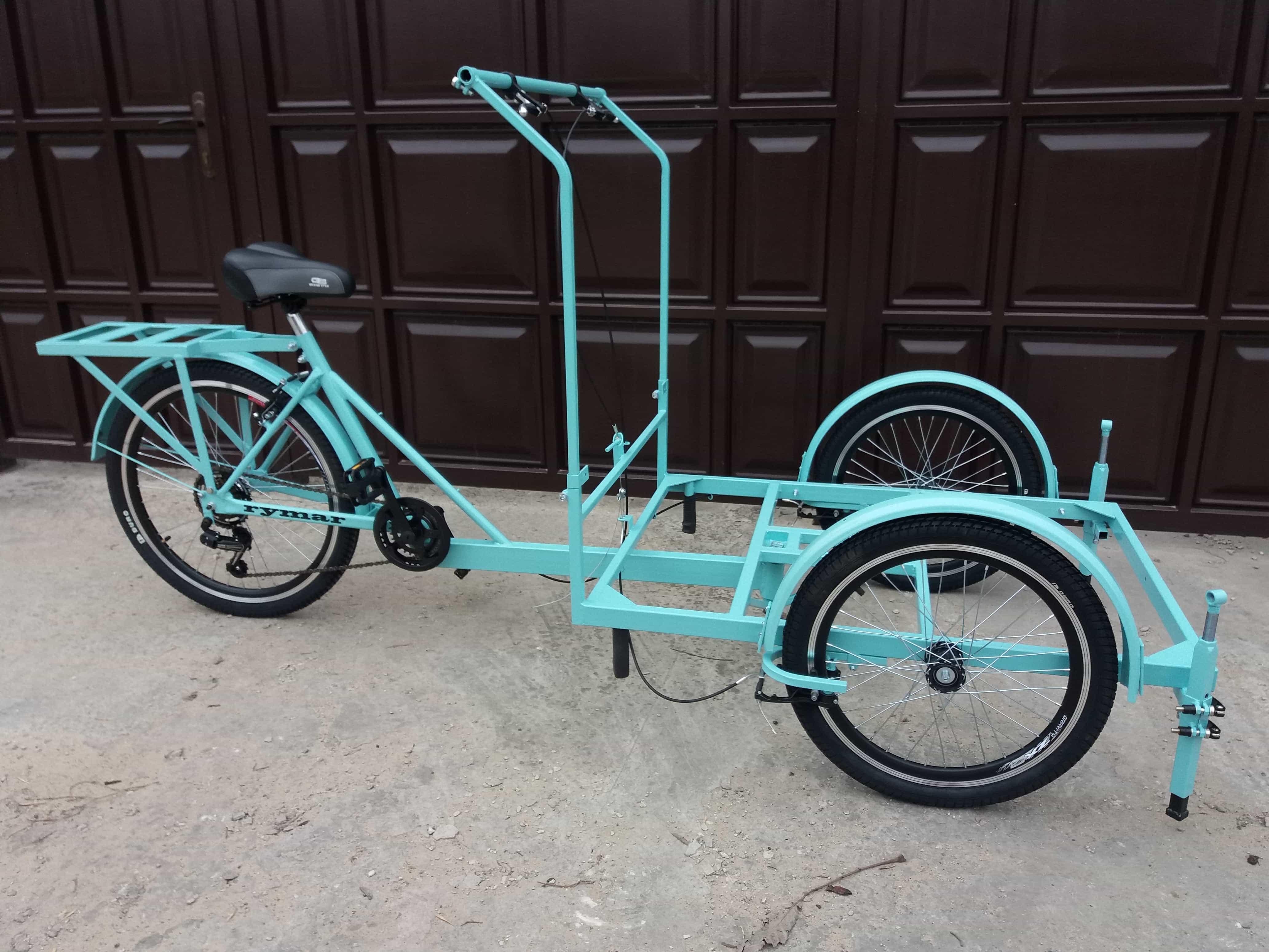 кофейный велосипед rymarbike