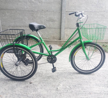 раскладной велосипед городской