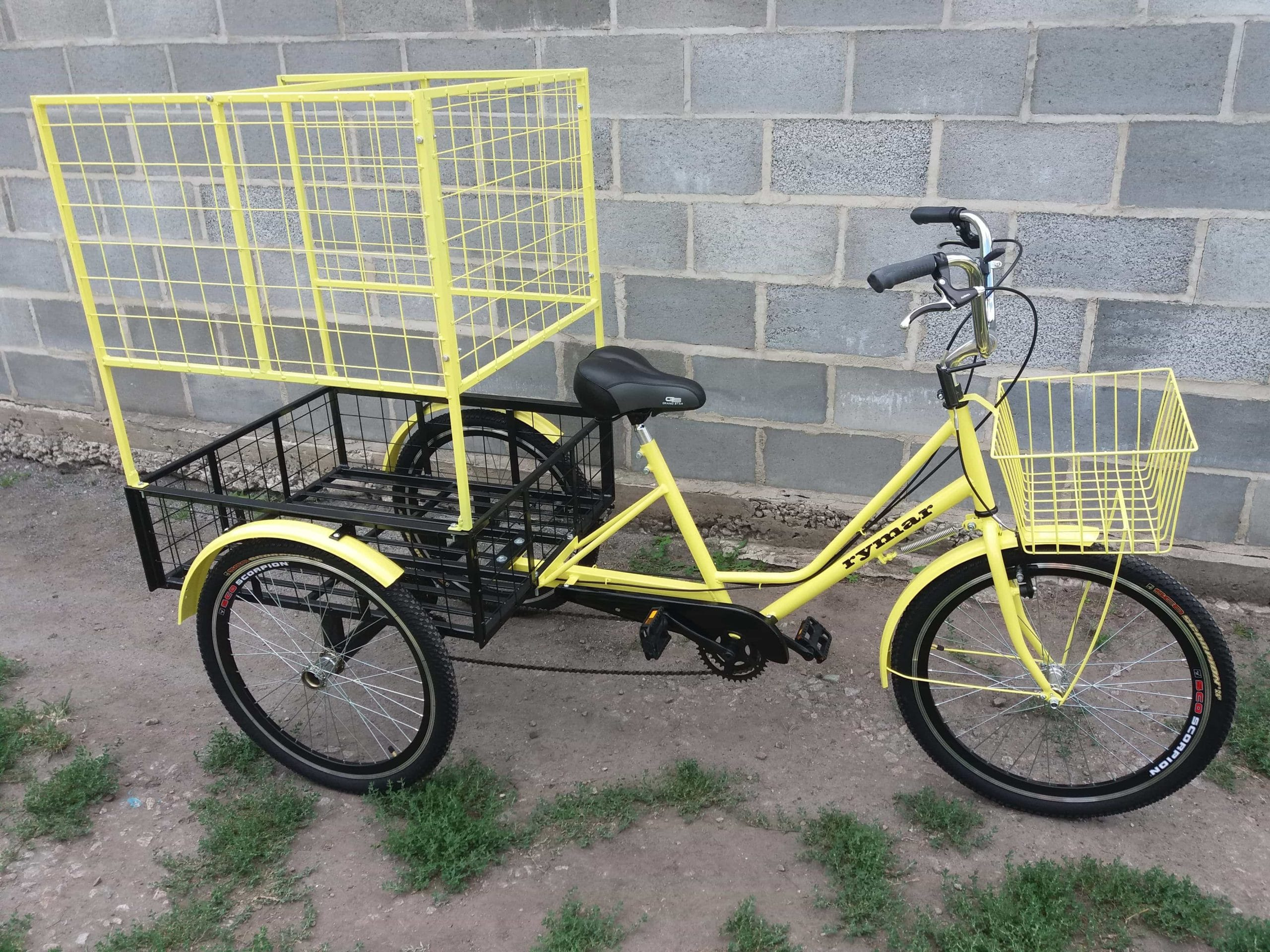 rymar велосипед