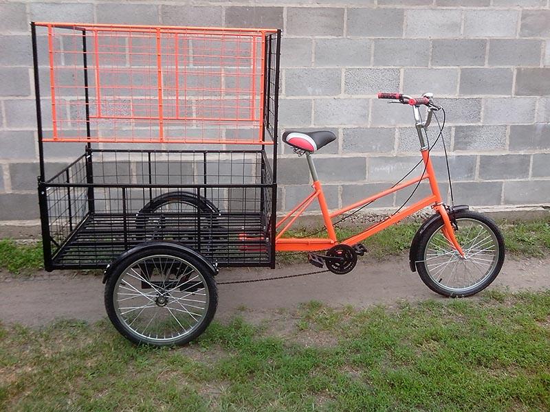 велосипед для дедушки