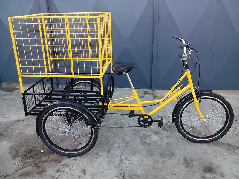 велосипед для дворников жск бизнеса