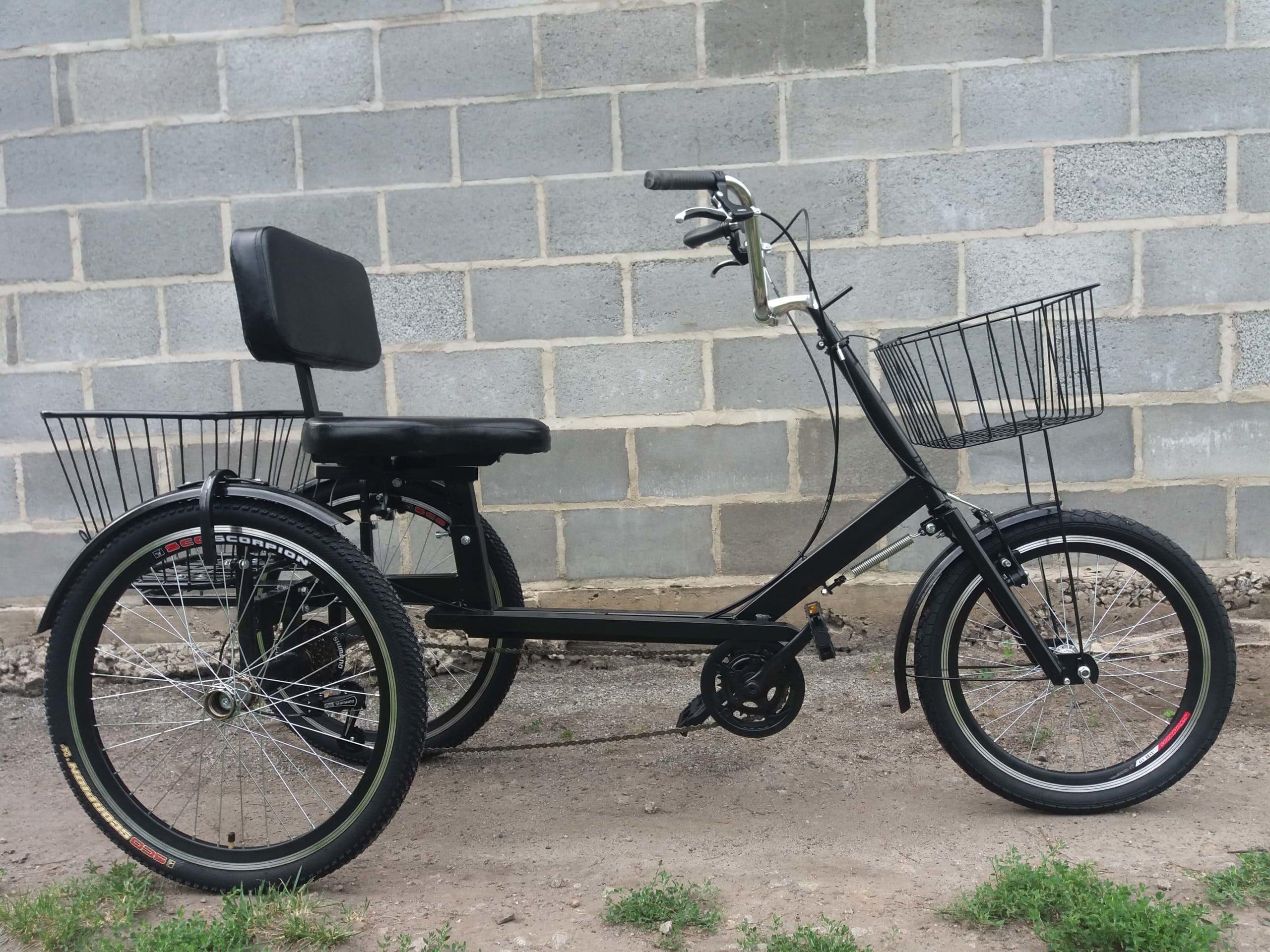 велосипед для инвалида