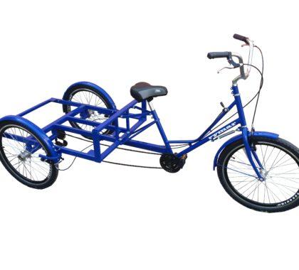велосипед для велорекламы