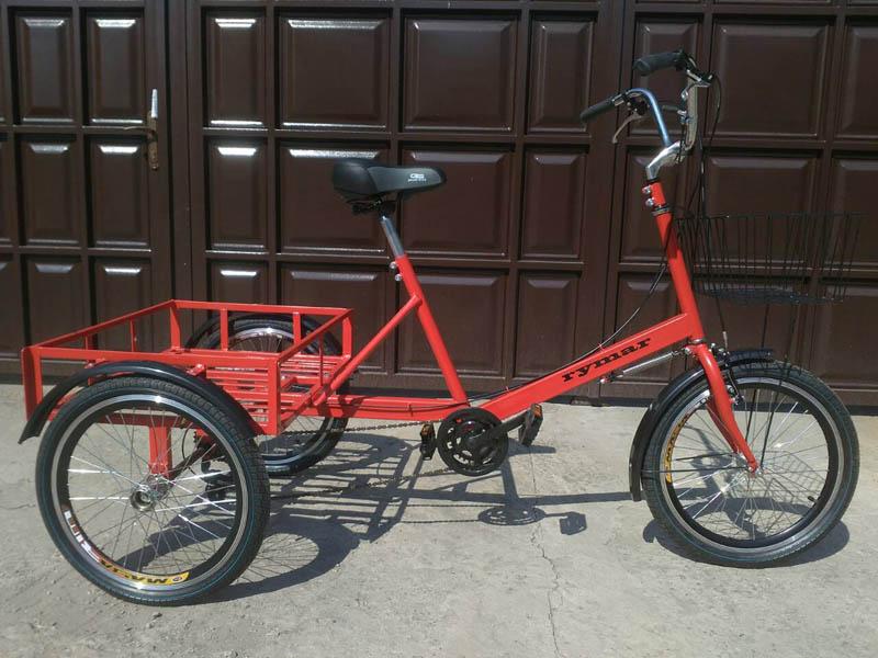 велосипед для дачи фото