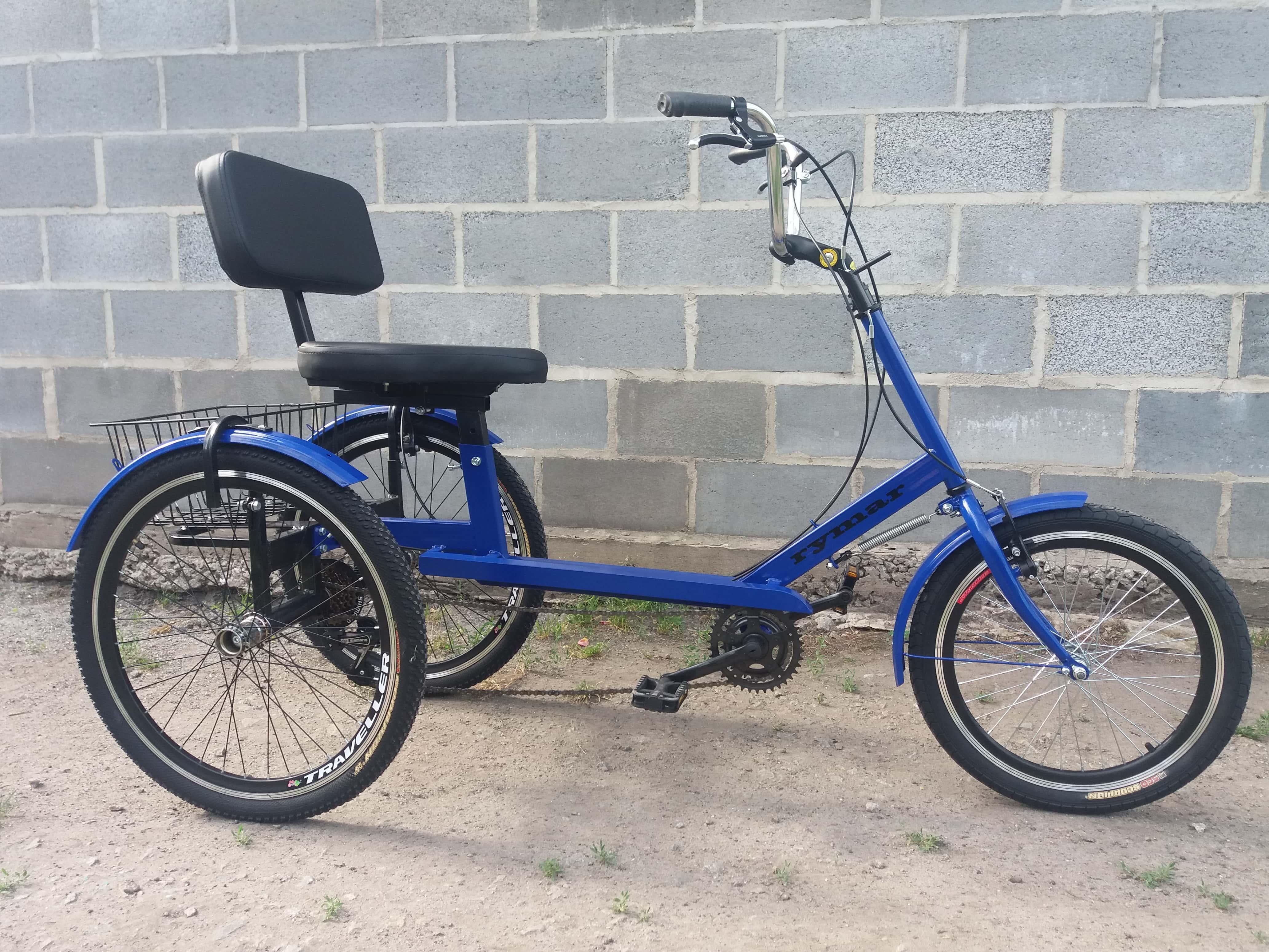 велосипед для дцп