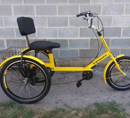 велосипед для инвалидов трехколесный