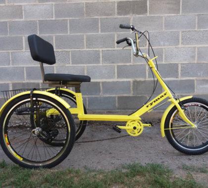 велосипед для взрослых инвалидов