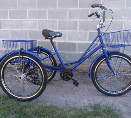 женский велосипед для города