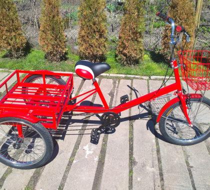 трехколесный велосипед для бабушки