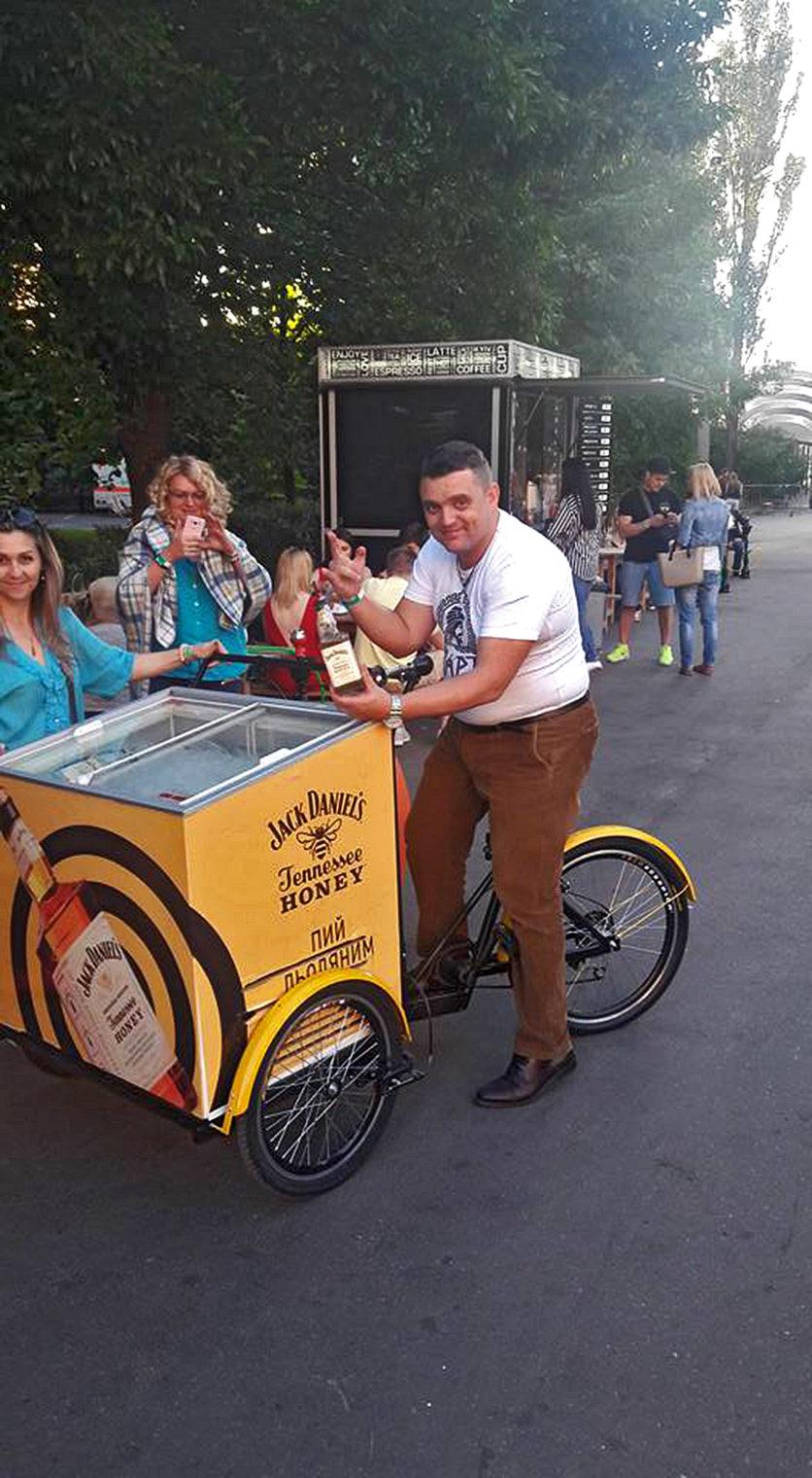 велосипед для торговли в одессе