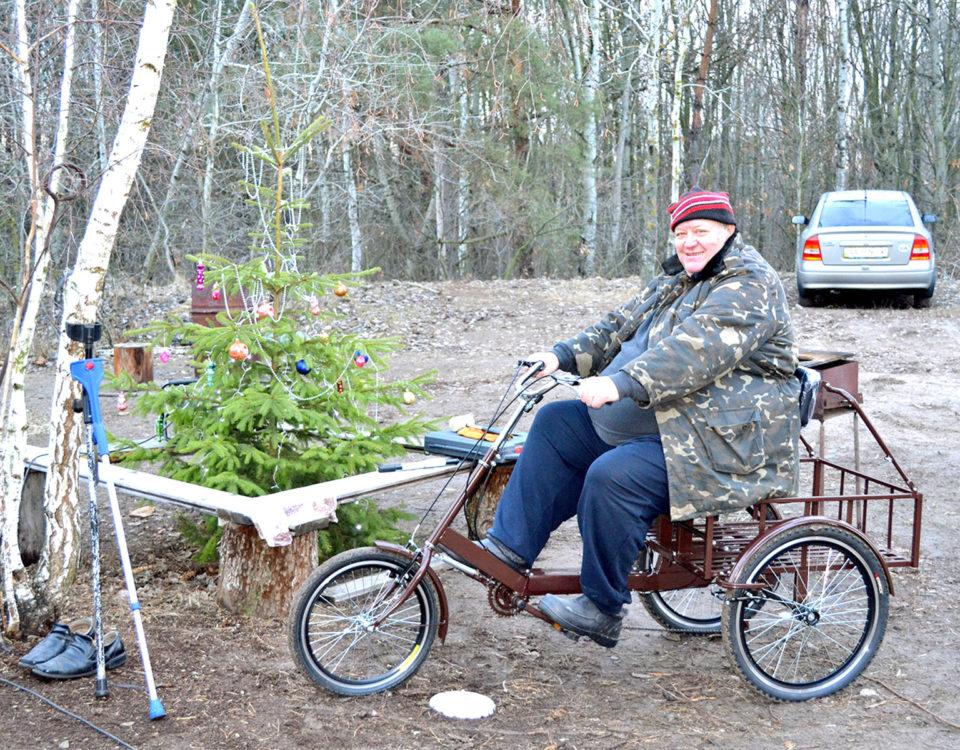 велосипед для тяжелых толстых людей