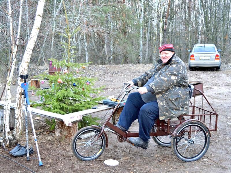 велосипед для людей больше 100 - 190 кг