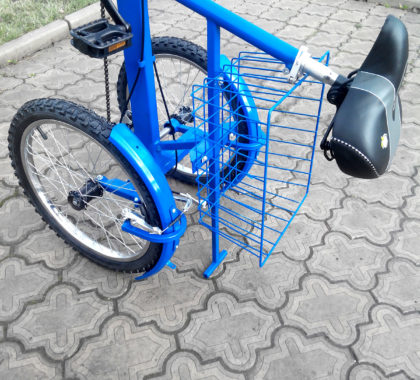велосипед для лифта