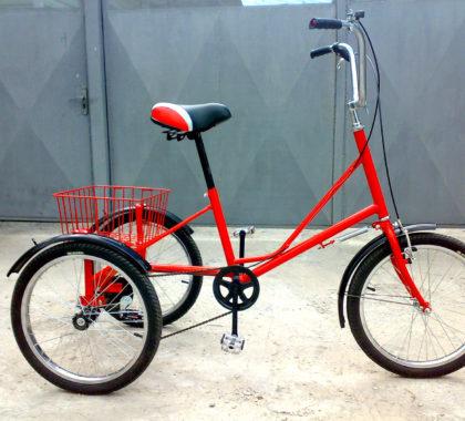 дешевый трехколесный велосипед для взрослого