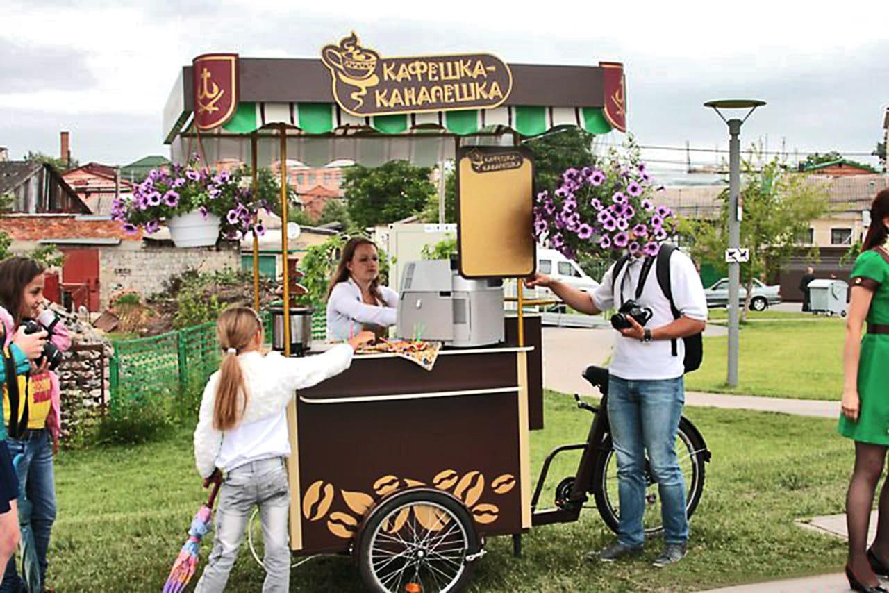 велокофейня фото в украине