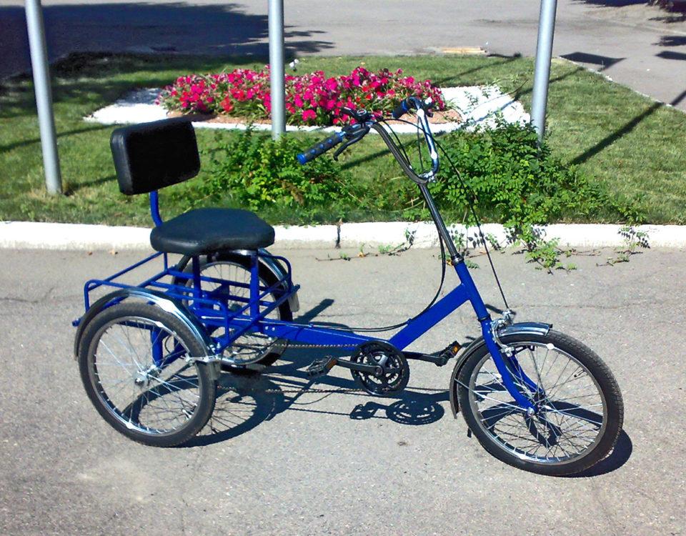 инвалид велосипед