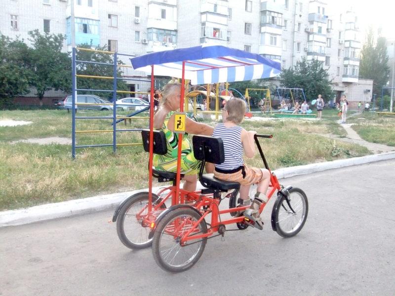 велосипед для инвалида ребенка дцп
