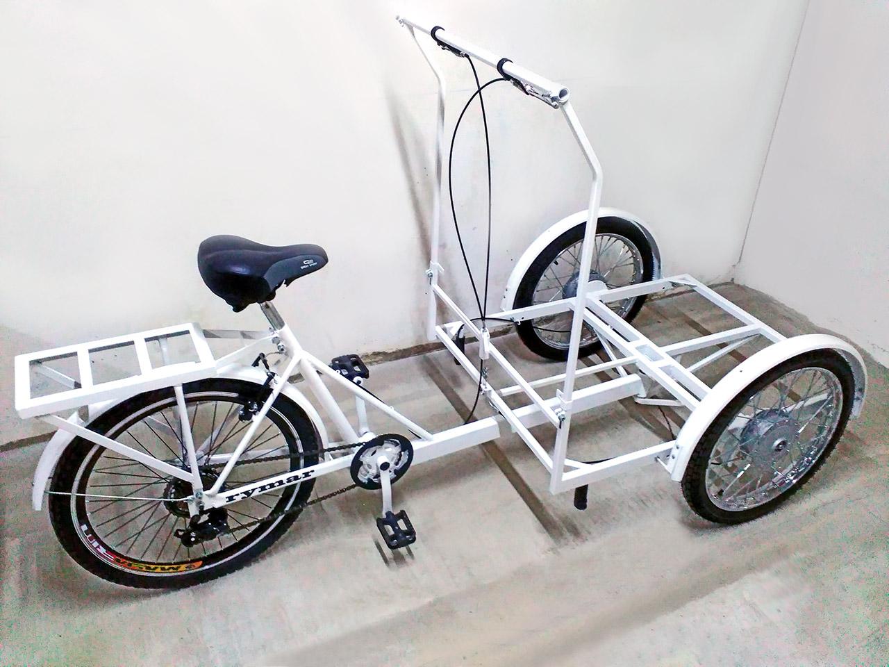 велосипед до 300 кг