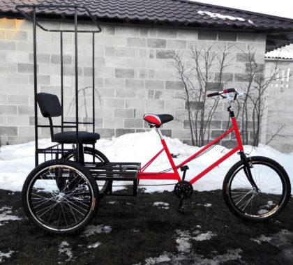 велорикша пассажирская