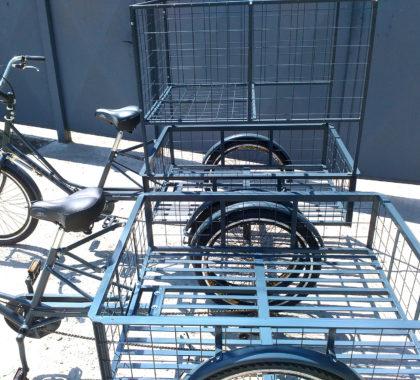 велосипед для коммунальной службы