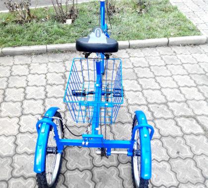 трехколесный велосипед для лифта