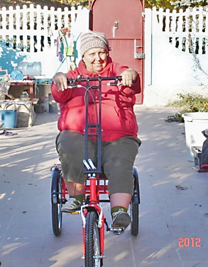 велосипед для толстых людей